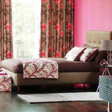 Contemporary Bedroom by Agatha O House of Design - decoration + design