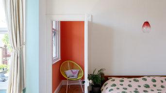'Colour Pop' Master Bedroom