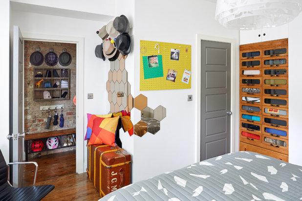 Eclectic Bedroom by Avocado Sweets Design Studio