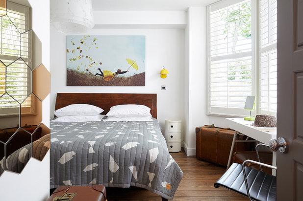 Contemporary Bedroom by Avocado Sweets Design Studio