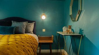 Colourful Luxury Bedroom