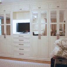 traditional bedroom by Covenant Millwork Inc.
