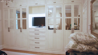 Columbia, SC Built-In Closet