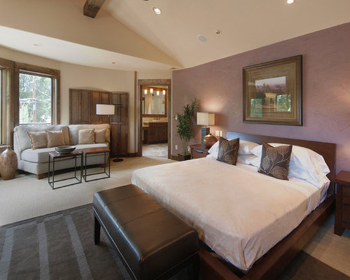 Mauve wall home design ideas pictures remodel and decor - Mauve bedroom decorating ideas ...