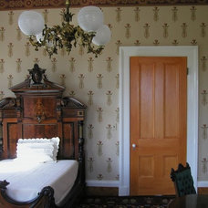 Traditional Bedroom by Volz O'Connell Hutson