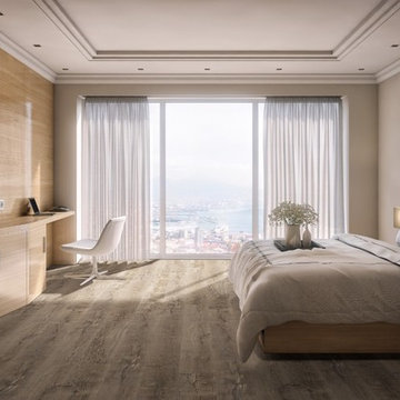 Commercial Space, LVT Perfect Solution