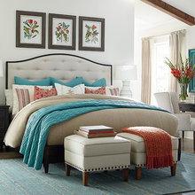 Commonwealth Upholstered Bedroom By Bassett Furniture