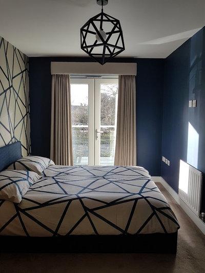 Modern Bedroom by Sai Interiors