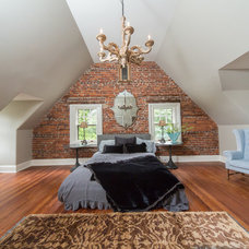 Traditional Bedroom by Red Oak Development Group, LLC