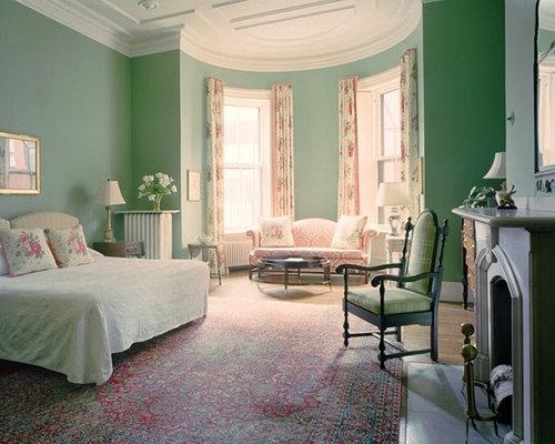 grande chambre victorienne photos et id es d co de chambres. Black Bedroom Furniture Sets. Home Design Ideas