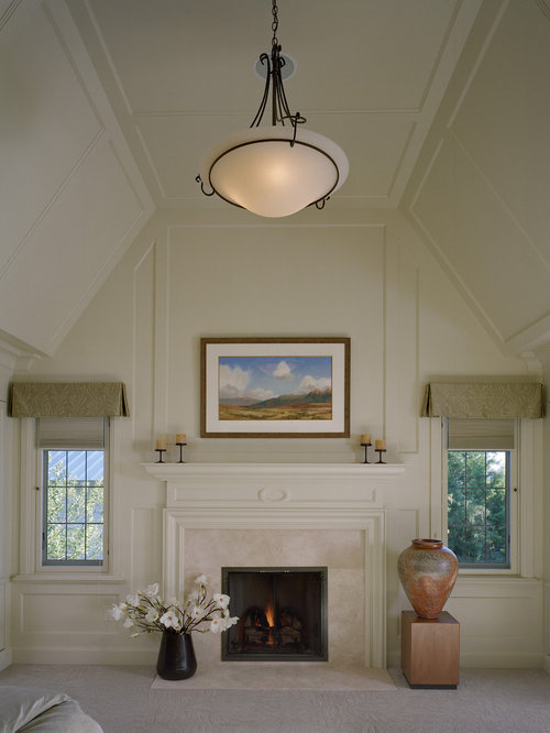 Wall Decor For Vaulted Ceiling : Panel ceiling home design ideas pictures remodel and decor