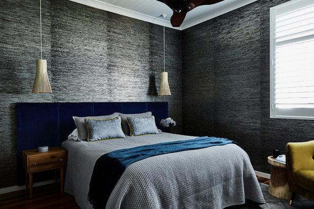 Contemporary Bedroom by Ioanna Lennox Interiors