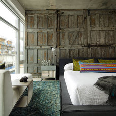 Contemporary Bedroom by PROjECT interiors + Aimee Wertepny