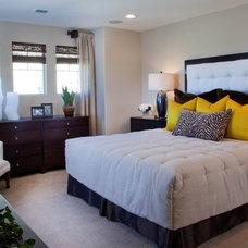 Traditional Bedroom by Blackbird Interiors