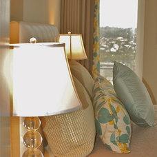 Modern Bedroom by Darci Goodman Design