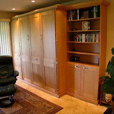 Contemporary Bedroom by Tervola Designs