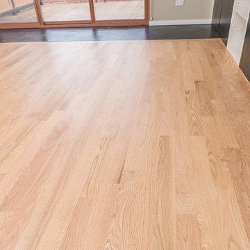 Condominium Floor Refinishing