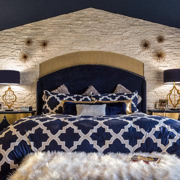 Conifer Street Master Bedroom