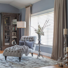 Traditional Bedroom by Hartley & Hill Design, LLC