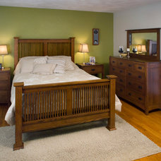 Traditional Bedroom by Conrad Grebel Furniture
