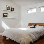 Woodside Residence Contemporary Bedroom San