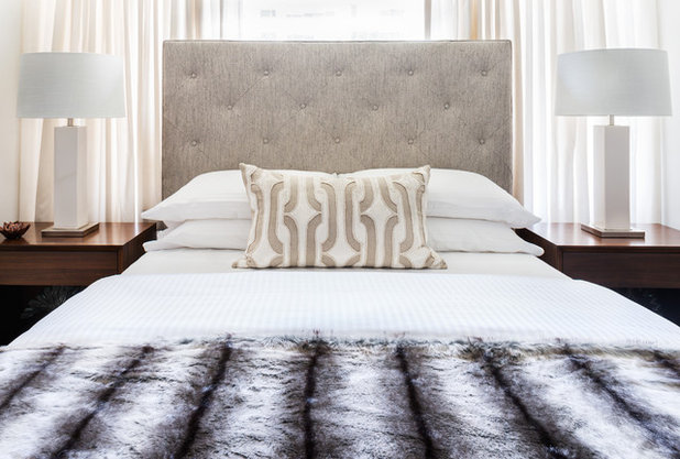 Contemporary Bedroom by Toronto Interior Design Group | Yanic Simard