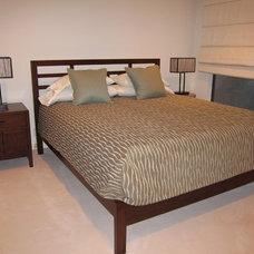 Asian Bedroom by Kelly Darling Spadoni - Darling Interiors
