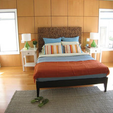 Beach Style Bedroom by Lori Dennis, Inc.