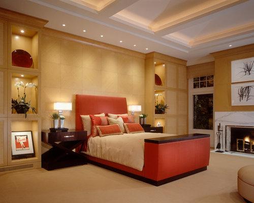 Modern Living Room Built Ins contemporary built-ins | houzz