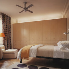 contemporary bedroom by archi-TEXTUAL, PLLC