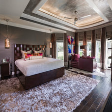 Contemporary Bedroom by By Design Interiors, Inc
