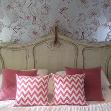 Contemporary Bedroom by Camilla Molders