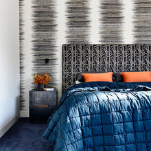 Ancient Ikat Patterns Reimagined for Modern Interiors