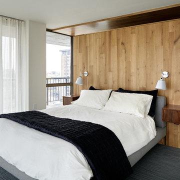 Contemporary Bedroom