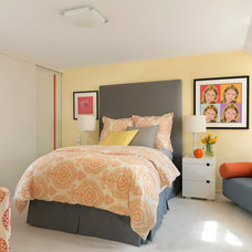 contemporary bedroom by Directions In Design, Inc.