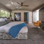 Old Town Modern- Master Bedroom