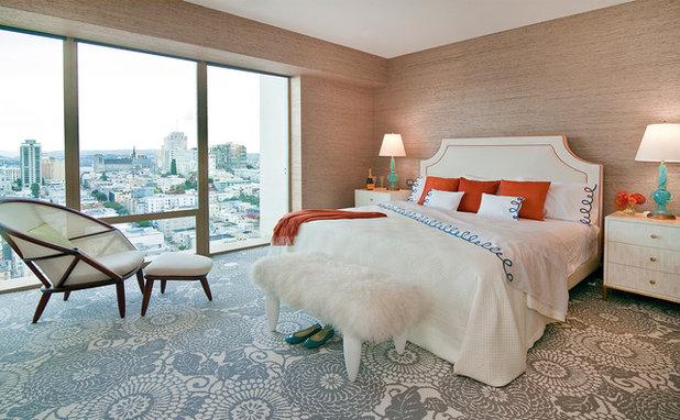 Modern Schlafzimmer Contemporary Bedroom
