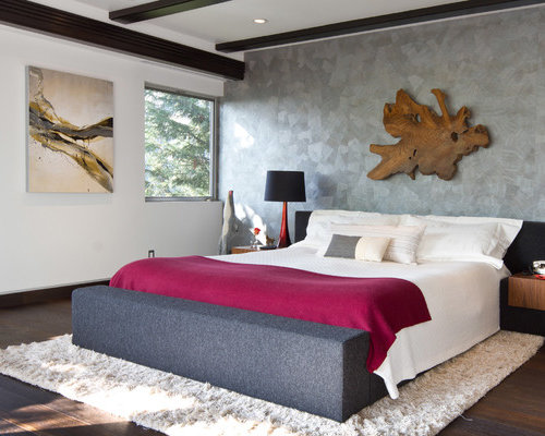 Gray Accent Wall Houzz
