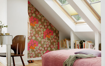 10 Ways Wallpaper Can Fix Design Quirks