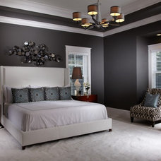 Contemporary Bedroom by Freestyle Interiors