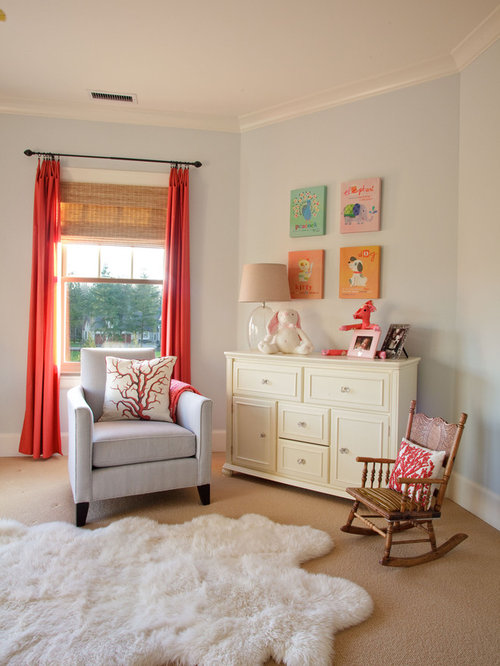 Coral Drapes Ideas Pictures Remodel And Decor