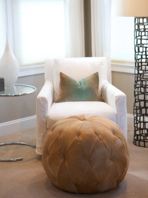Pouf Ottomans Ideas Pictures Remodel And Decor