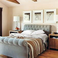 Contemporary Bedroom by HERMOGENO DESIGNS