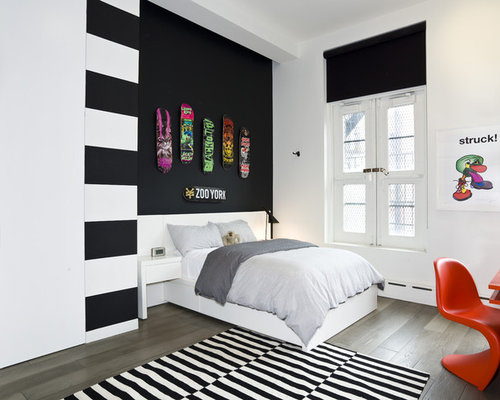 skateboard ideas - Skater Bedroom Ideas