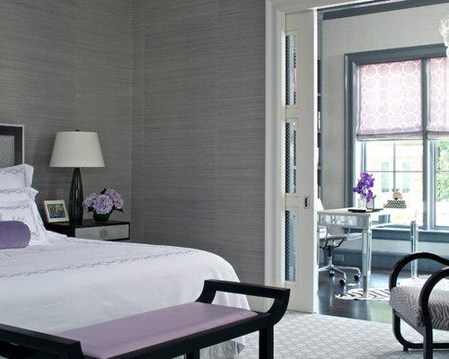 Grey And Purple | Houzz