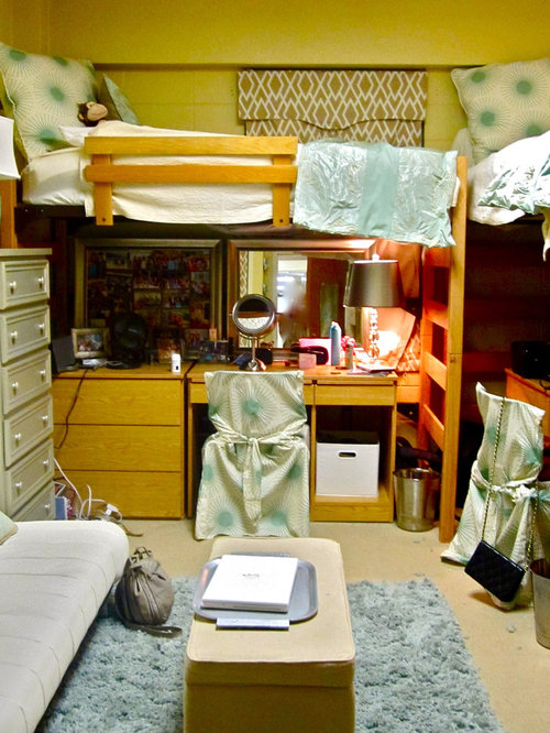 Dorm Room Layouts: Dorm Loft Home Design Ideas, Pictures, Remodel And Decor