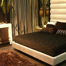 Contemporary Bedroom by Caesarstone