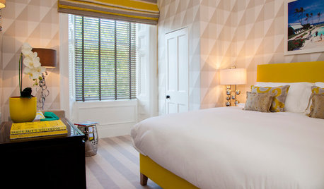 Houzz Tour: A Gorgeously Glam Apartment in Edinburgh's West End
