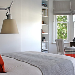 contemporary bedroom by Into interior design
