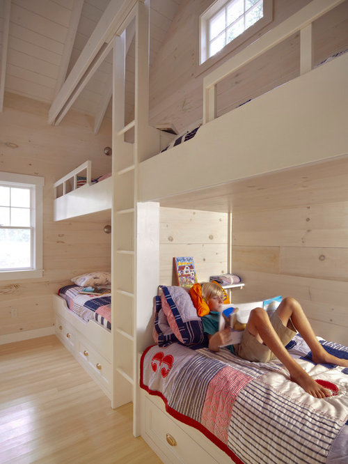 Custom Bunk Beds custom bunk beds | houzz